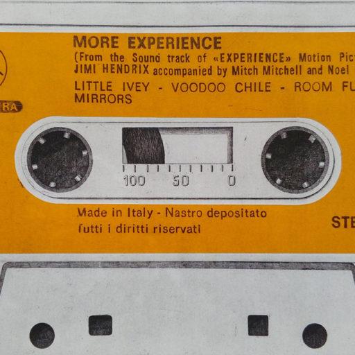 guido pigni hendrix cassette