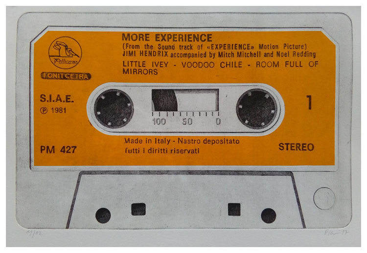 cassette_Hendrix_experience guido pigni