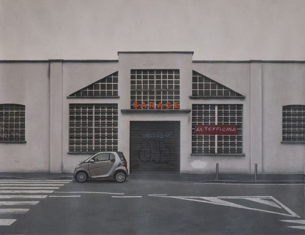 Garage Milan Dergano